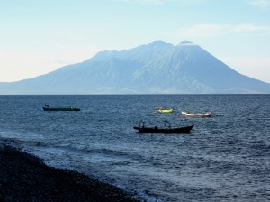 gunung sangiang